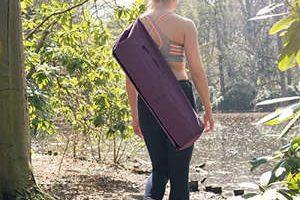 fundas y bolsas para esterilla de yoga